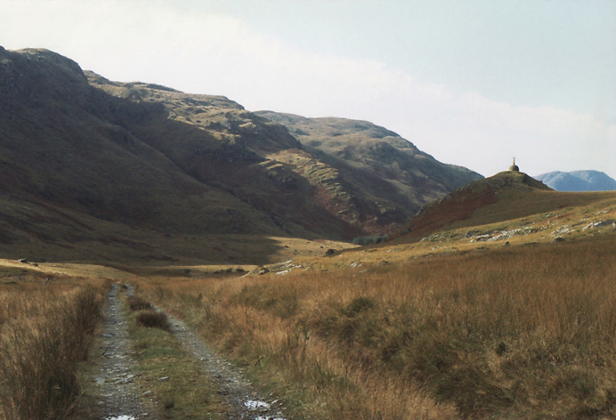 Track to Inverie